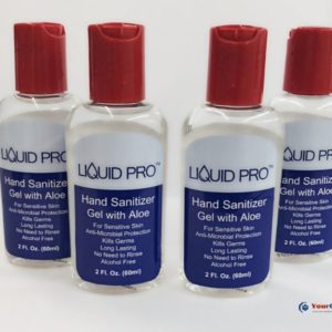 Liquid Pro Hand Sanitizer - Pack of 4 | Buy Covid19 Products | Your OTC